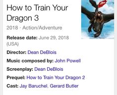 Guys I looked up httyd3, and I just want you to look under 'Cast'. Jay Baruchel, Gerard Butler. GERARD BUTLER. STOICK. Maybe this means a comeback for him??