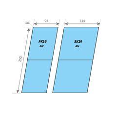 velux dimensions des fen tres de toit tableau des tailles id e amenagement pinterest. Black Bedroom Furniture Sets. Home Design Ideas