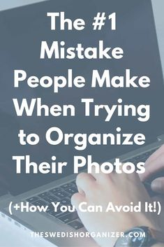 The Mistake People Make When Trying to Organize Their Photos (How You Can Avoid It!) Organizing Photos - People Photos - Ideas of People Photos - The Mistake People Make When Trying to Organize Their Photos (How You Can Avoid It! Photography Lessons, Digital Photography, Photography Institute, Photography Articles, Flash Photography, London Photography, Photography Business, Food Photography, Pixel Photography