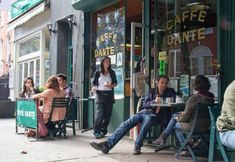 A Village Within a City - nyc caffe dante outdoor seating blaylock14