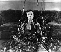 Eyes like poetry.Buster Keaton. | ♥ writtenbyfrauke