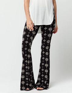 LIRA Brynne Womens Flare Pants