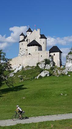 Castle, Castle, Bobolice, Poland #castle, #castle, #bobolice, #poland