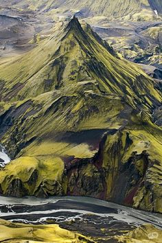 Skaftá River, Iceland.