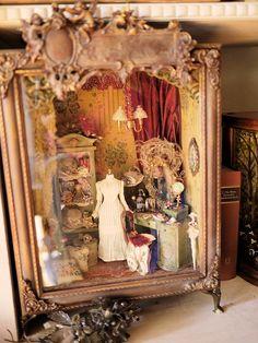 Hayaty's Room...... Love the box!