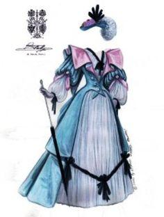 Fashion - 1896 | Gabi's Paper Dolls
