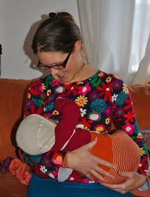 Montilly - handmade with love: Ein Stillshirt entsteht