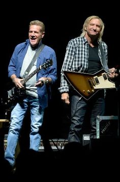 The World's Highest Paid Celebrities: The Eagles