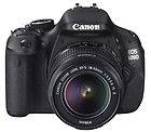 EUR 499,00 - Canon EOS 600D Kit 18-55mm - http://www.wowdestages.de/eur-49900-canon-eos-600d-kit-18-55mm/