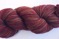 DK - 100% British Bluefaced Leicester (superwash) yarn - BR130 by OxfordKitchenYarns