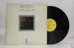 "Bee Gees-2 years on 12"" vinyl record album lp"