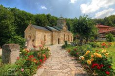 Orthodox Monastery Tresije is a male monastery on Kosmaj, which in 2009 marked the seven centuries of existence.  #Serbia