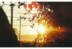 #sunset #winter #salta  #lavieestbelle