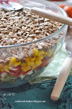 Tasty, Yummy Food, Cooking Recipes, Healthy Recipes, Slow Food, Salad Recipes, Food And Drink, Oatmeal, Snacks