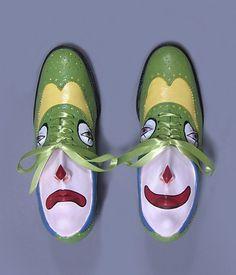 Gwen Murphy's Incredible Shoe Faces   Cuded