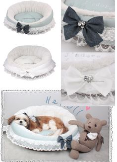 Cute Dog Beds, Fancy Puppy Bed