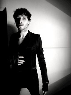 Chris Corner of the Sneaker Pimps and IAMX