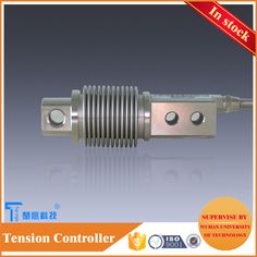 bellow tension sensor, load cell