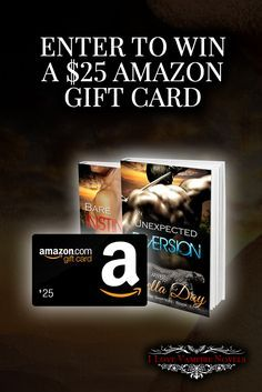 Win a $25 Amazon Gift Card from Bestselling Author Vella Day Sept 15th