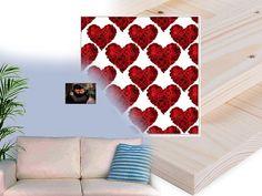 Art sur les planches en bois MWL Design  H07   de MWL Design NL Salon design et accessoires  sur DaWanda.com