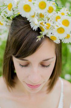 The Rosy Life: Bridal Portraits on the Farm...