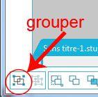 """09 - Différence entre """"grouper/dégrouper"""" et """"créer/scinder tracé composite"""""""