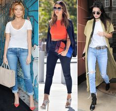 We've compiled nine brilliant skinny jean outfits worth copying STAT.