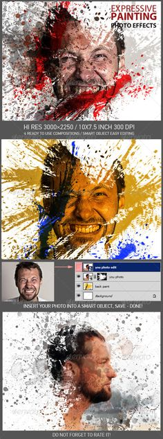 Expressive Painting Photo Effects | GraphicRiver http://graphicriver.net/item/expressive-painting-photo-effects/8082426?WT.oss_phrase=painting%20effect&WT.oss_rank=18&WT.z_author=alexandr_l5&WT.ac=search_thumb