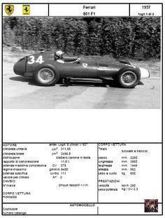 1957 Ferrari 801 F1