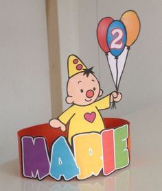 Kids Birthday Presents, 4th Birthday Parties, Birthday Wishes, 2nd Birthday, Happy Birthday, Diy For Kids, Crafts For Kids, Crown For Kids, Birthday Cartoon