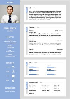 Latest CV template designs 2019 Resume layout font creative eye catching ---CLICK IMAGE FOR MORE--- resume how to write a resume resume tips resume examples for student