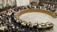 UN Live United Nations Web TV - Live Now - Security Council: The situation in the Middle East (Syria) meeting) Un Security, Peace And Security, Live In The Now, United Nations, Middle East, Les Oeuvres, This Or That Questions, Syria, Watch