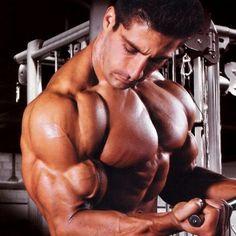 Bodybuilding Workouts For Men
