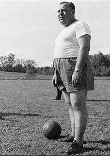 Vicente Feola, técnico da seleção brasileira campeã do mundo em 1958 ANOS DOURADOS: IMAGENS & FATOS: FATOS - PERSONALIDADES