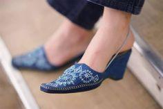 Schuhliebe  Einfach perfekt  #humanasecondhand  Schuh: 8 #vintage