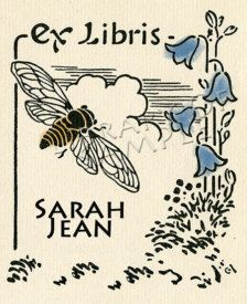 Bookplates in Stationery & Party - Etsy Home & Living - Page 18
