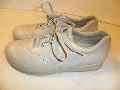 SAS Women's Tri-Pad Shoes Comfort Oxford Nursing Uniform-Beige-10 N USA MADE #SAS #Oxfords