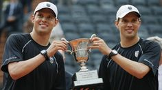 The 2013 French Open Men's Doubles Champions!