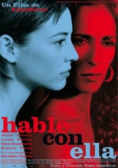 """Talk+To+Her+Film+2002   Bilder från """"Talk to Her"""""""