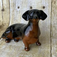 Pomeranian Puppy Dog Figurine 3 inch Statue Resin Standing Tan