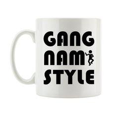 Kaffeebecher Gangnam Style East Urban Home