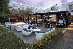 restaurant exterior covered patio design | ... Agency | Blog | Vancouver's most scenic and summer appropriate patios