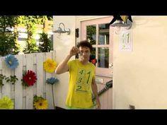 Dirk Scheele - De Sleutelbos uit de serie ´Huis, tuin en keukenavonturen deel 1´ - YouTube