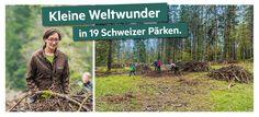 Wettbewerb 2020 DE Entlebucher, Parks, Into The Wild, Wonders Of The World, Communities Unit, Parkas
