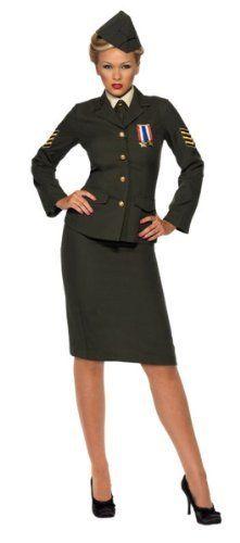 Smiffys - Disfraz de oficial militar para mujer de Smiffys, http://www.amazon.es/dp/B004OEGKXO/ref=cm_sw_r_pi_dp_UJherb1A6MBMV