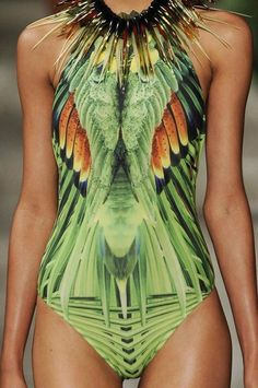 Painel de Inspiração Tropical Fever + Moda | Andrea Velame Blog