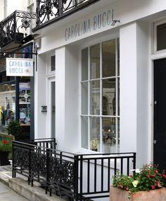 Carolina Bucci Shop Front