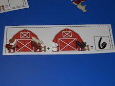 Learning and Teaching With Preschoolers: Farm Unit Autumn Activities, Preschool Activities, Preschool Farm, Christmas Gingerbread Men, Farm Unit, Farm Theme, Pre School, Classroom, The Unit