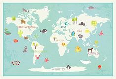 Our World Interactive Map with Stickers, 36x24 World Map,... https://www.amazon.com/dp/B011IWHDC6/ref=cm_sw_r_pi_dp_hXZzxb2168B1K