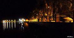 Noche cálida en Esquina Ctes